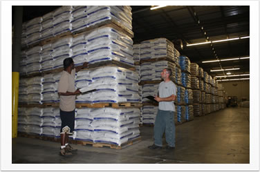 Food Warehousing